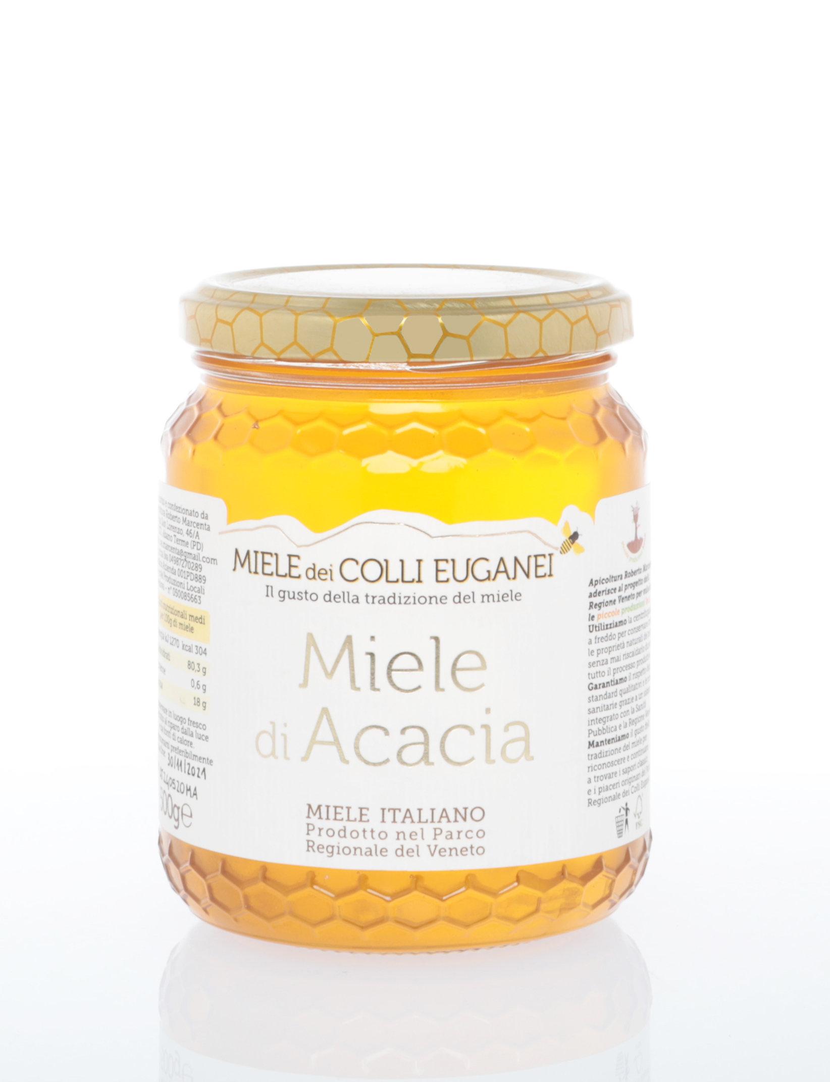 MIELE DI ACACIA-500g
