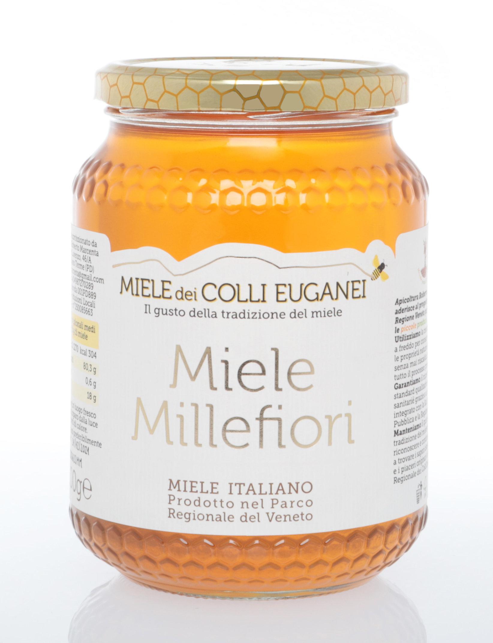 MIELE MILLEFIORI-1000g