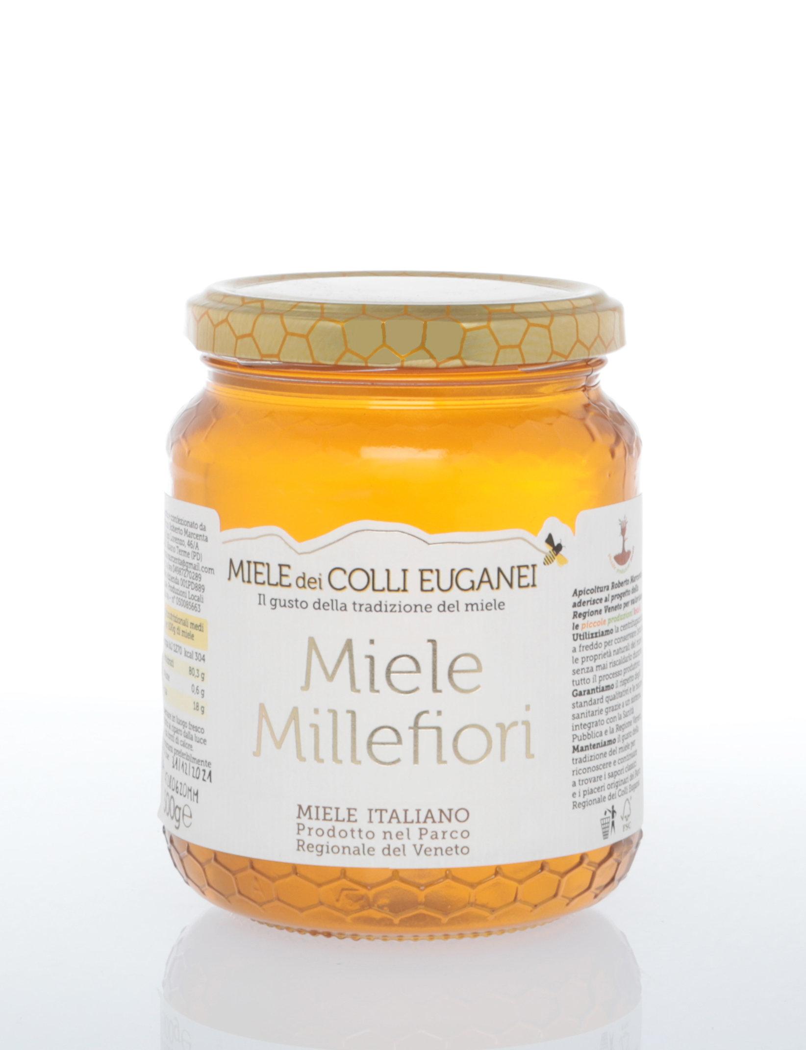 MIELE MILLEFIORI-500g