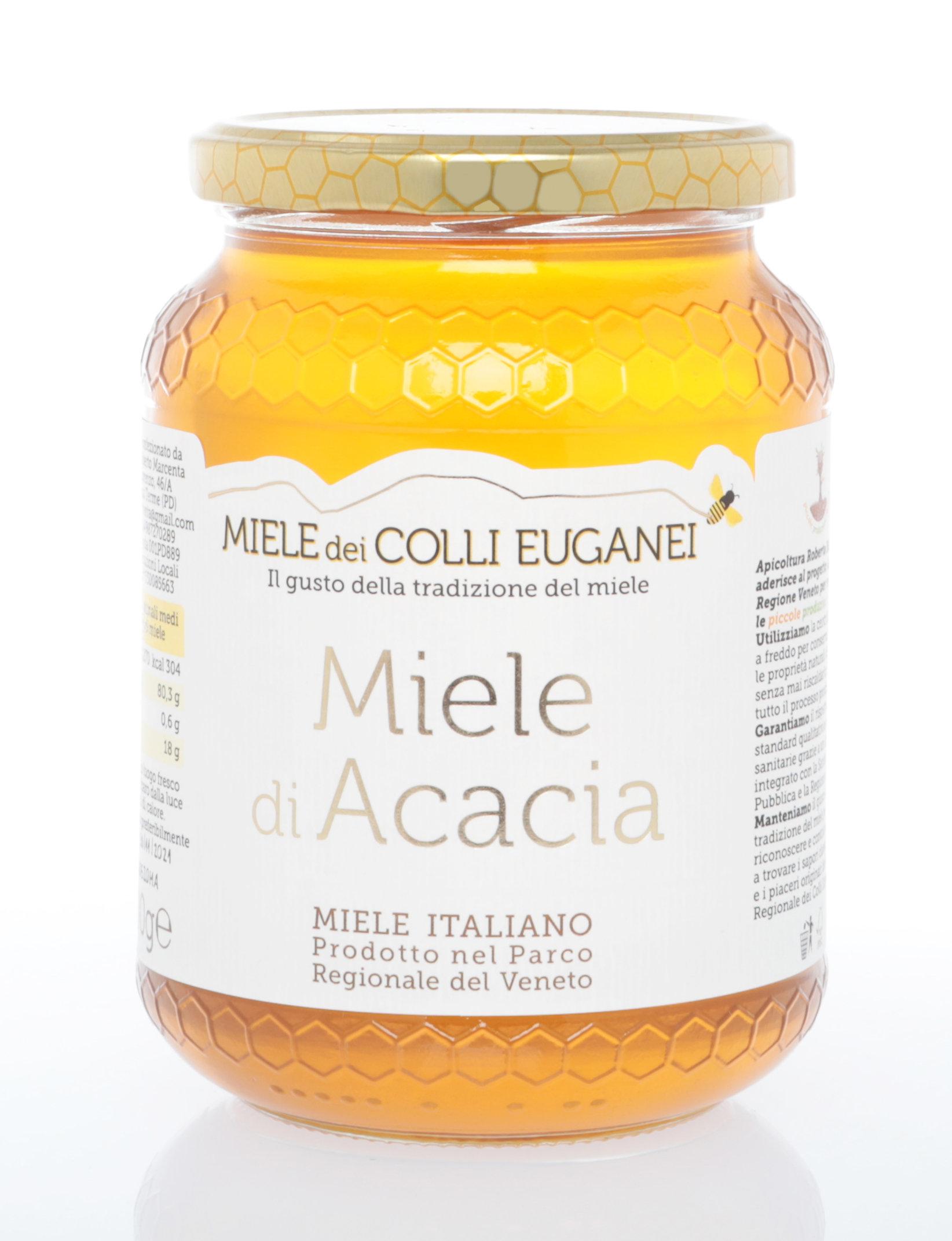 MIELE DI ACACIA-1000g